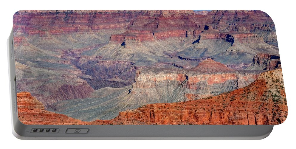 Landscape Portable Battery Charger featuring the photograph Magnificent Canyon - Grand Canyon by John M Bailey