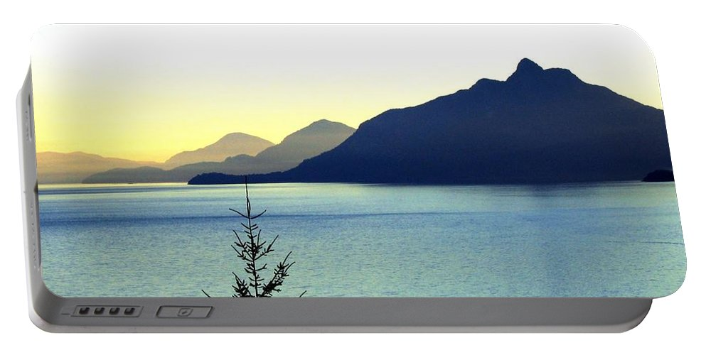 Vancouver Portable Battery Charger featuring the photograph Magnificent Howe Sound by Will Borden