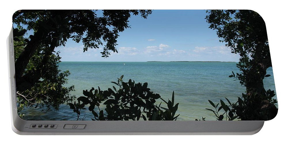 Mangrove Portable Battery Charger featuring the photograph Mangrove by Christiane Schulze Art And Photography