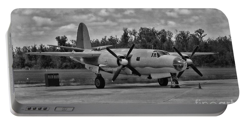 Martin B-26 Marauder Portable Battery Charger featuring the photograph Marauder by Tommy Anderson