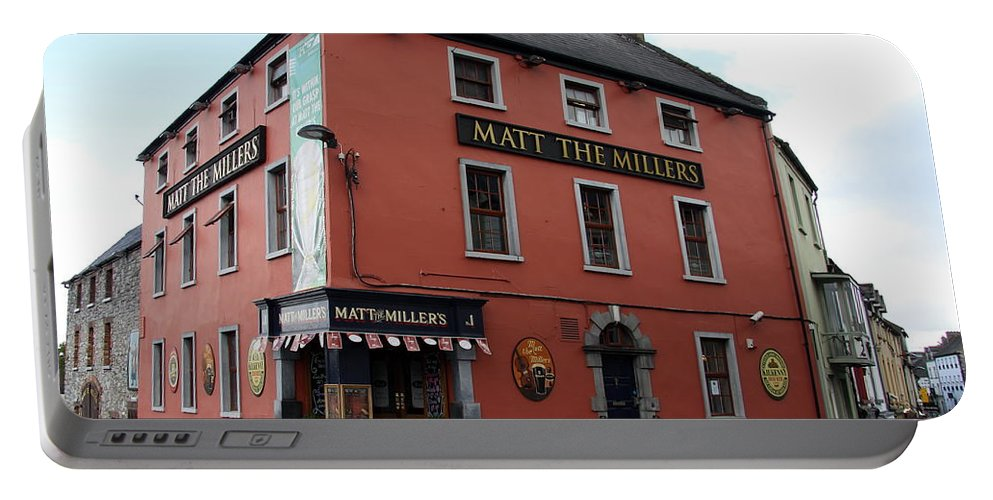 Matt The Millers Portable Battery Charger featuring the photograph Matt The Millers by Christiane Schulze Art And Photography