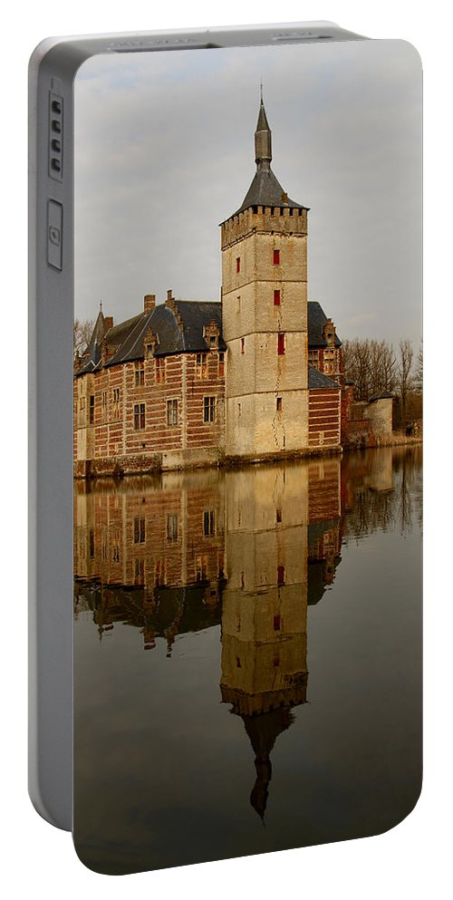 Ancient Portable Battery Charger featuring the photograph Medieval Castle by TouTouke A Y