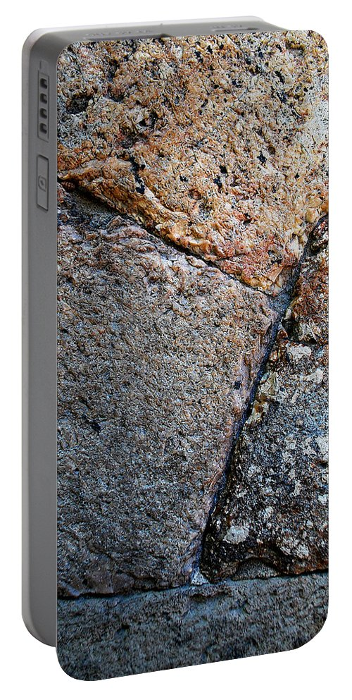 Becky Furgason Portable Battery Charger featuring the photograph #millstone by Becky Furgason