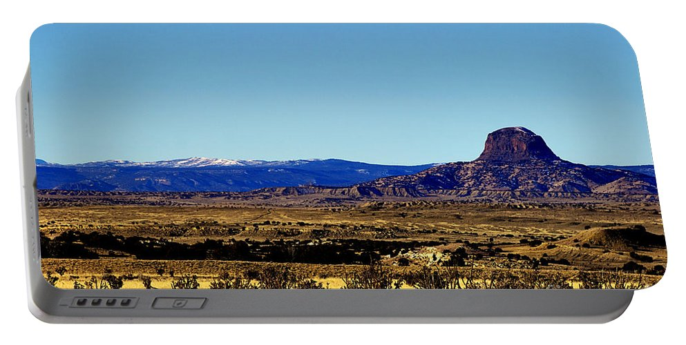 Monument Valley Portable Battery Charger featuring the photograph Monument Valley Region-arizona V2 by Douglas Barnard