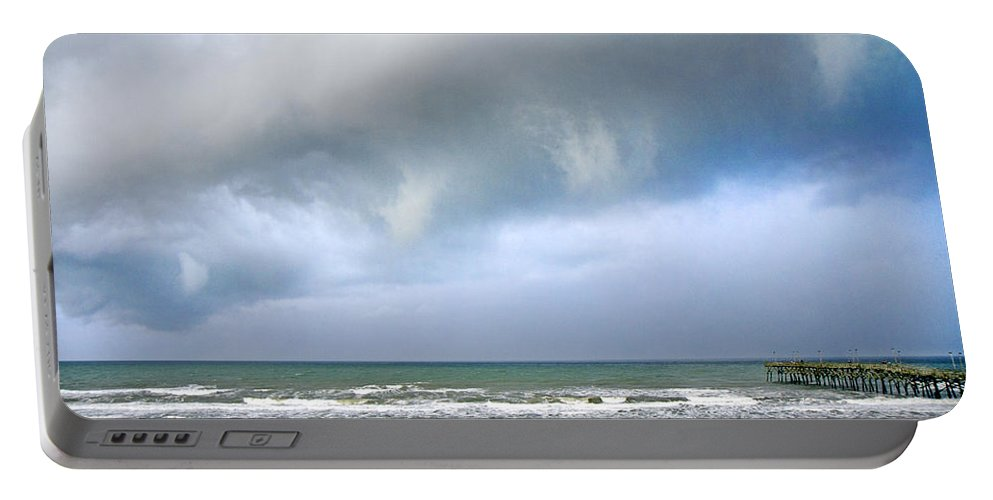 Topsail Portable Battery Charger featuring the photograph Nature At Its Best by Betsy Knapp