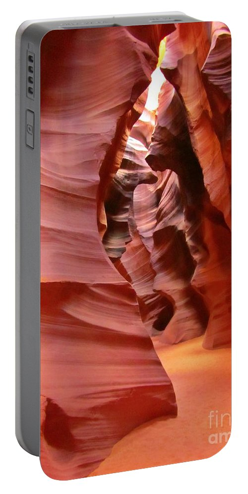 Natures Art Portable Battery Charger featuring the photograph Natures Art by John Malone