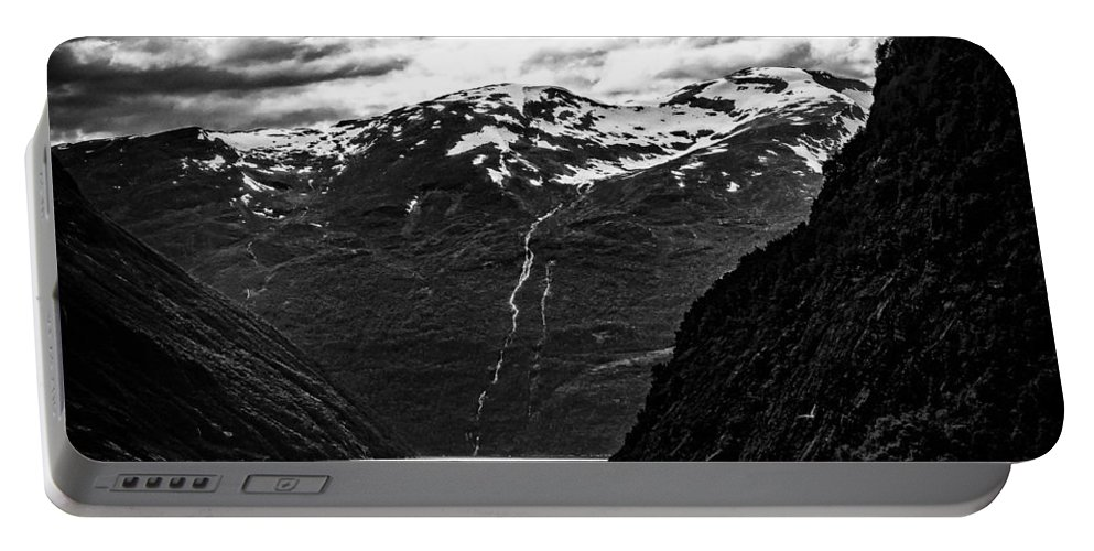Norway Portable Battery Charger featuring the photograph Norway by Bill Howard