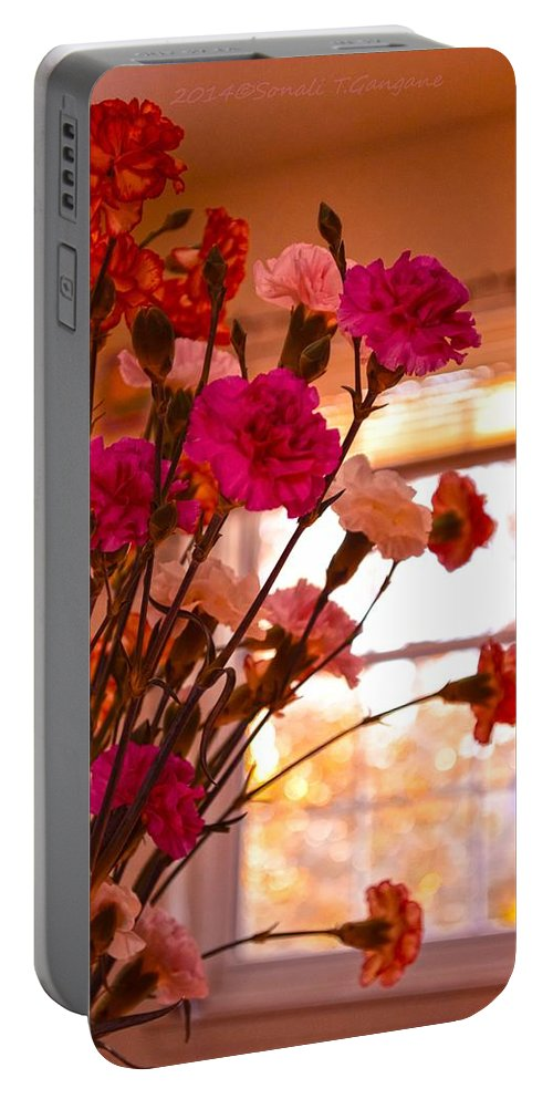 Posters Portable Battery Charger featuring the photograph Nostalgic Moments by Sonali Gangane
