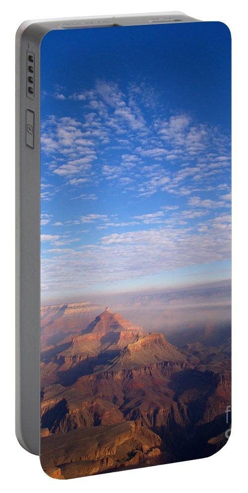 Landscape Portable Battery Charger featuring the photograph Oh La La by Alex Cassels