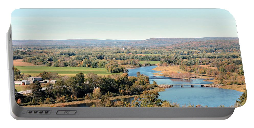 Fredericton Portable Battery Charger featuring the photograph Outside City Limits by Tabitha Godin