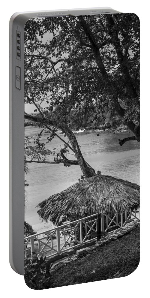 Blue Muse Fine Art Portable Battery Charger featuring the photograph Paradise by Blue Muse Fine Art
