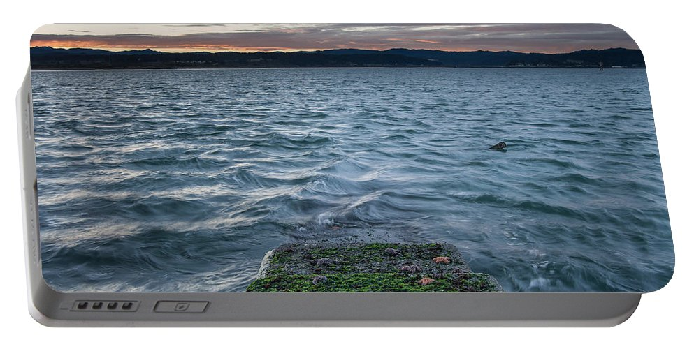 Humboldt Bay Portable Battery Charger featuring the photograph Path To The Bay by Greg Nyquist