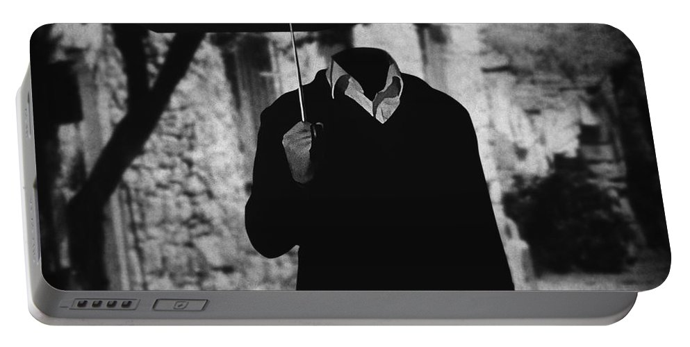 Surreal Portable Battery Charger featuring the photograph Pero a veces.. by Zapista OU