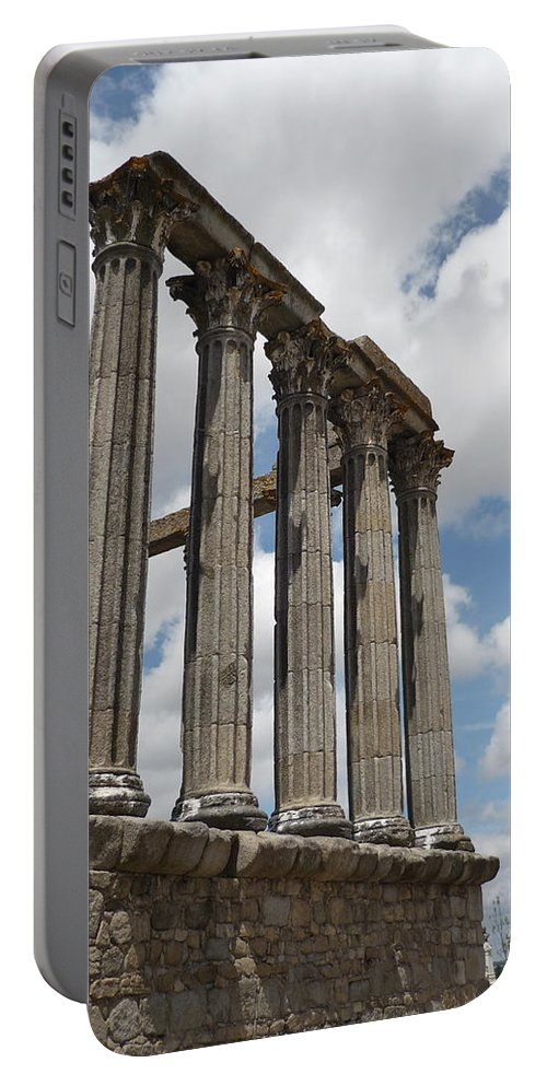 Architecture Portable Battery Charger featuring the photograph Portugal 2 by Kimberly Maxwell Grantier