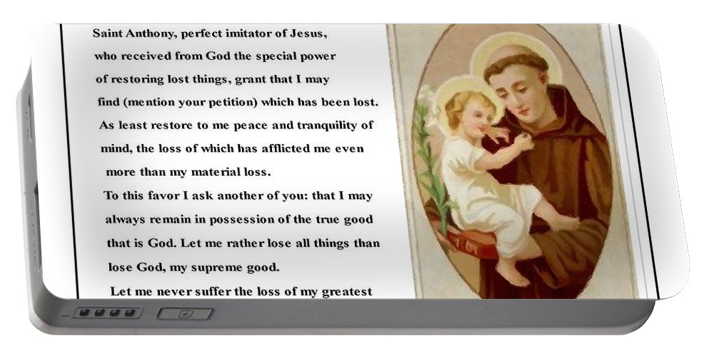 Prayer to st anthony to find something lost
