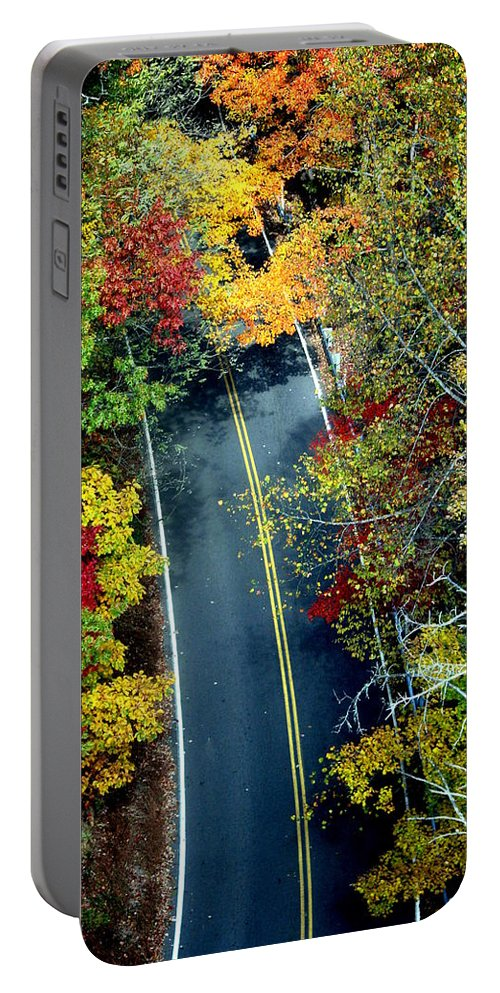 Rural Portable Battery Charger featuring the photograph Private Thoughts by Faith Williams