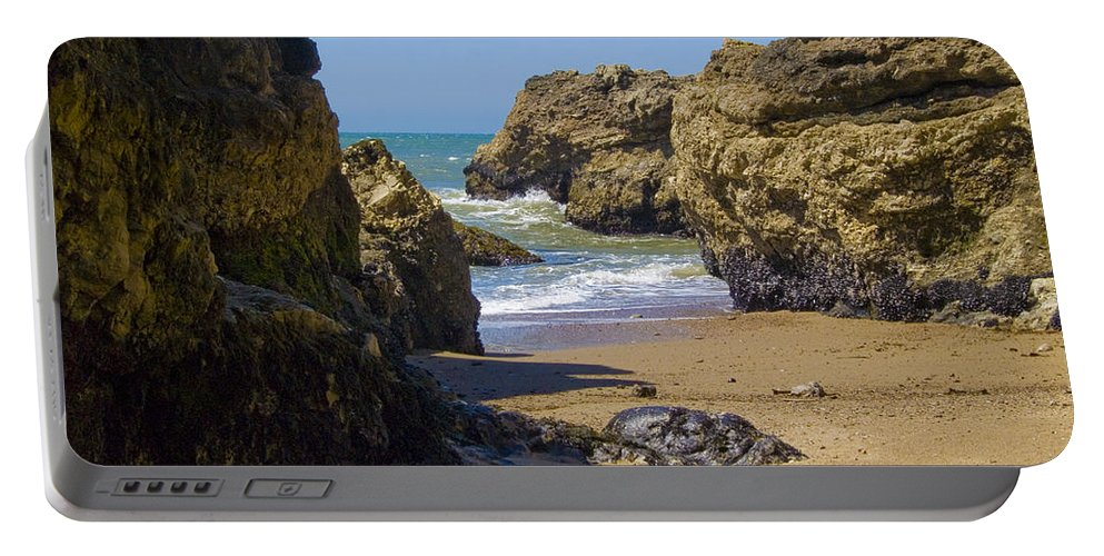 Landscape Portable Battery Charger featuring the photograph Pt Reyes National Seashore by Bill Gallagher