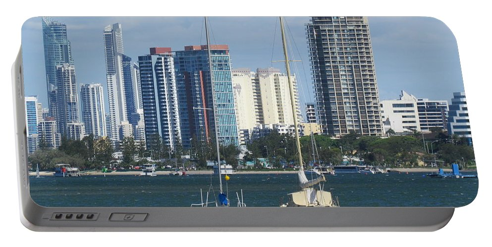 Queensland Portable Battery Charger featuring the photograph Queensland Australia by Joyce Woodhouse
