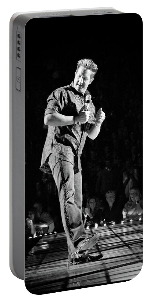 Rascal Flatts Portable Battery Charger featuring the photograph Rascal Flatts 5030 by Timothy Bischoff
