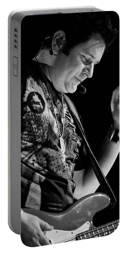 Rascal Flatts Portable Battery Charger featuring the photograph Rascal Flatts 5136 by Timothy Bischoff