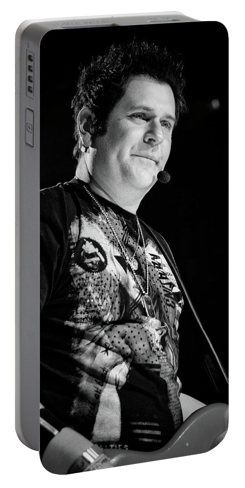 Rascal Flatts Portable Battery Charger featuring the photograph Rascal Flatts 5157 by Timothy Bischoff