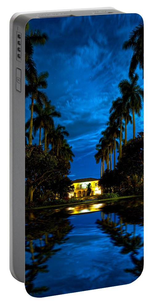 Landscape Portable Battery Charger featuring the photograph Reflections Of Grandeur by Mark Andrew Thomas