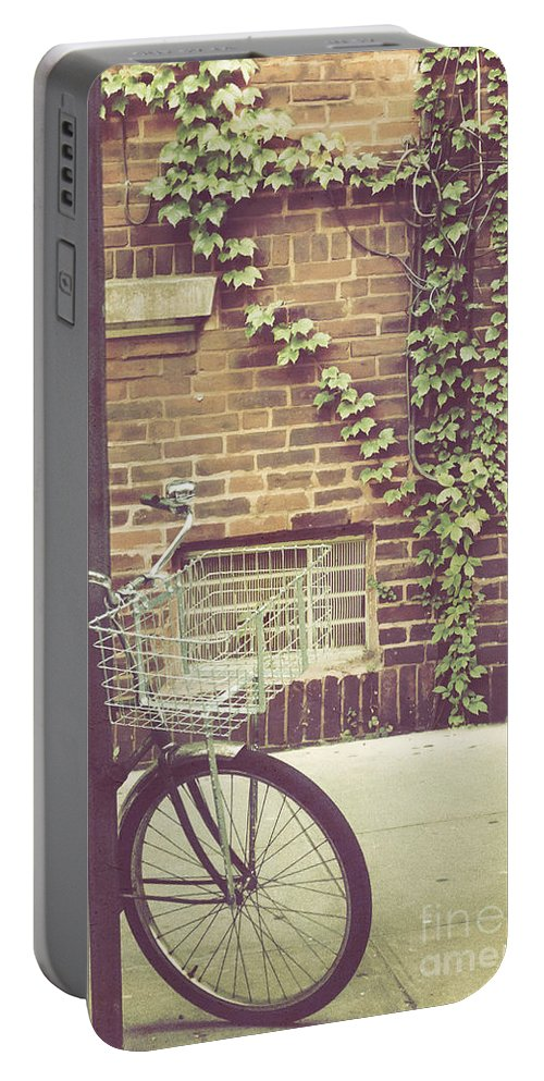 Ride Portable Battery Charger featuring the photograph Resting by Margie Hurwich