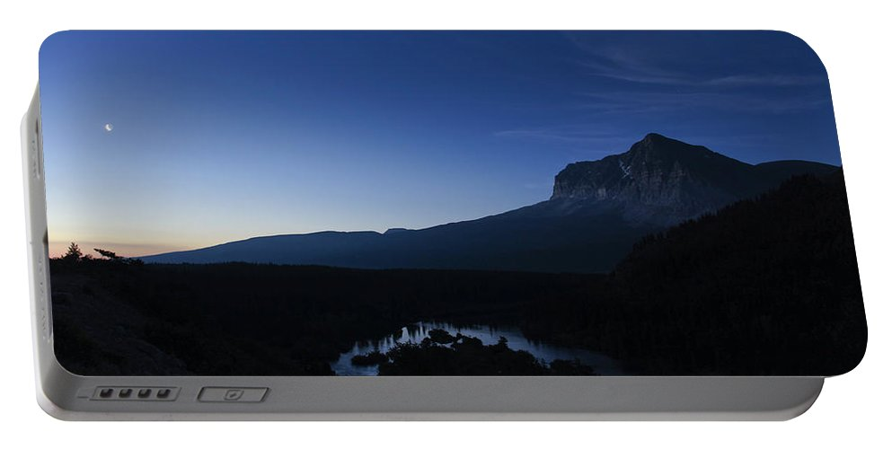 Beauty In Nature Portable Battery Charger featuring the photograph Rocky Mountain Sunrise by Brian Kamprath