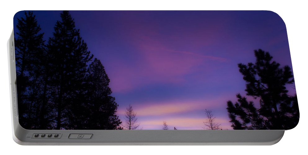 Qotes Portable Battery Charger featuring the photograph Seeing A Thought 2 by Janie Johnson