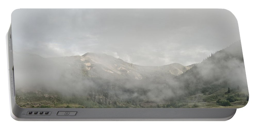 Best Sellers Portable Battery Charger featuring the photograph Silverton Colorado by Melany Sarafis