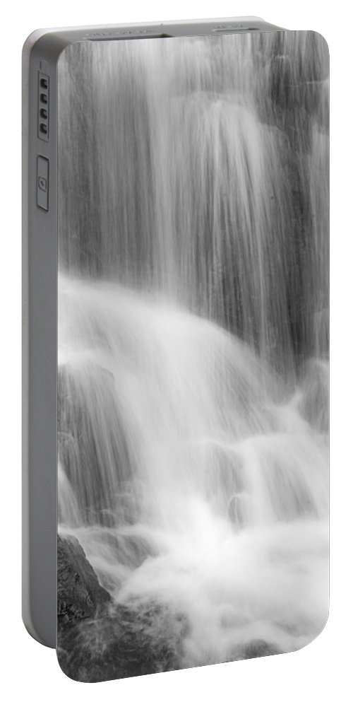 Down Portable Battery Charger featuring the photograph Skc 0222 Flowing Graph by Sunil Kapadia