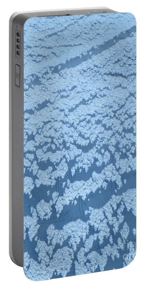 Snow Portable Battery Charger featuring the photograph Snowscape by Brian Boyle