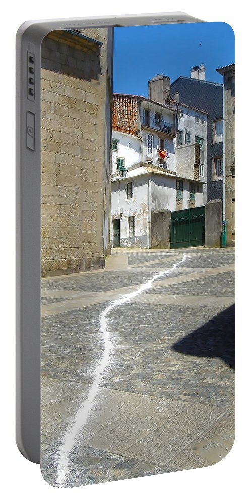 Spain Portable Battery Charger featuring the photograph Spain Series 15 by Carlos Diaz