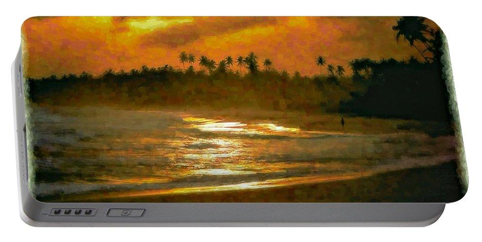 Sri Lanks Portable Battery Charger featuring the photograph Sri Lanka by Steve Harrington
