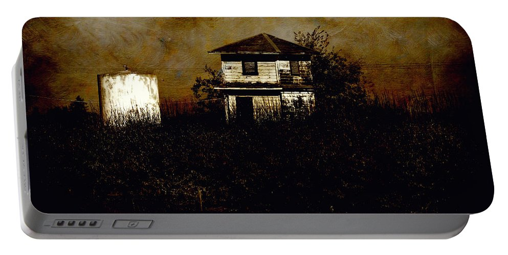 House Portable Battery Charger featuring the photograph Standing Out by Shawn McMillan