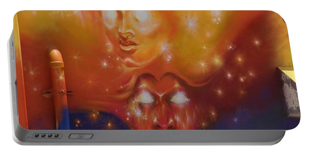 Art Portable Battery Charger featuring the photograph Star Gazer by Chuck Hicks