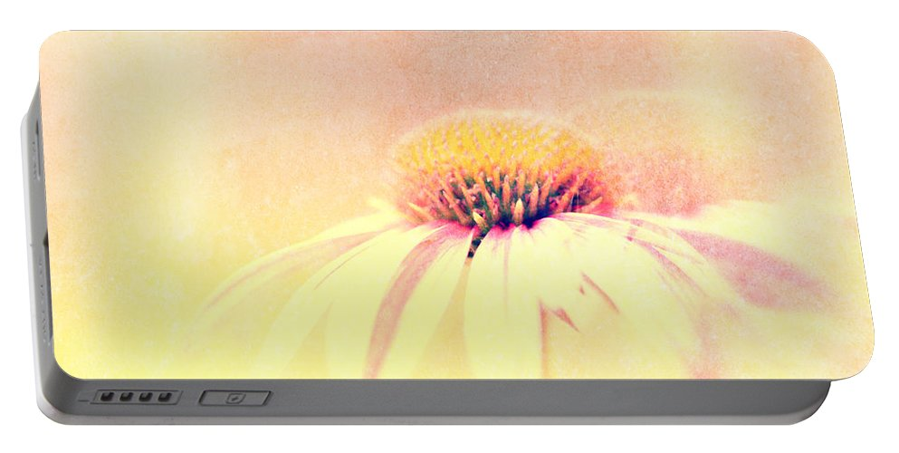 Flower Portable Battery Charger featuring the photograph Summer In A Day by Bob Orsillo