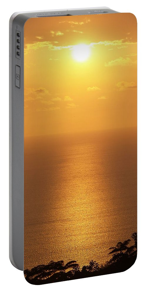 Suset Pictures Portable Battery Charger featuring the photograph Sunlight by Athala Carole Bruckner