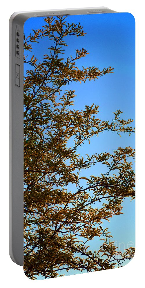 Sunrise Portable Battery Charger featuring the photograph Sunrise by Alys Caviness-Gober