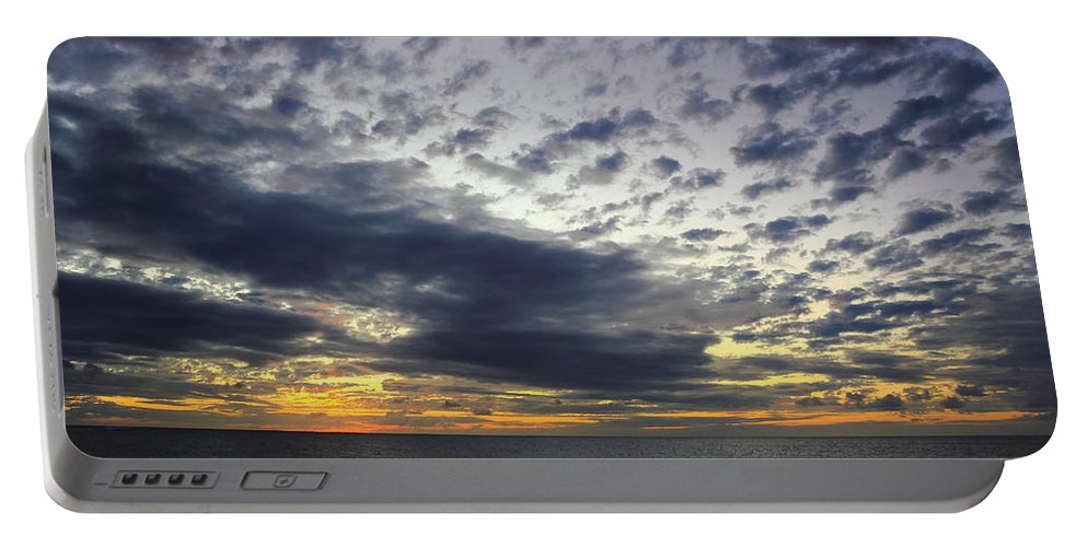 Sunset Beach Hawaii Portable Battery Charger featuring the photograph Sunset Beach Hawaii by Richard Cheski