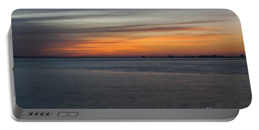 Sunset Portable Battery Charger featuring the photograph Sunset View by Dale Powell