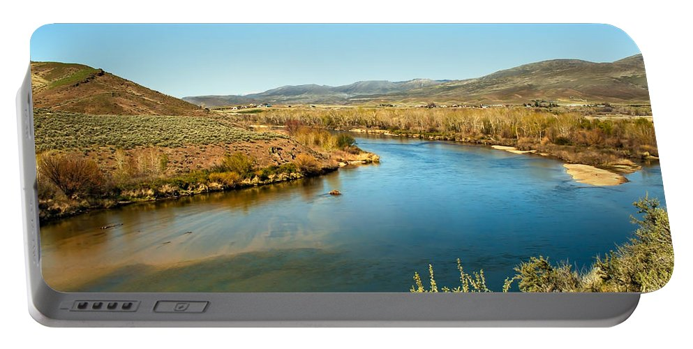 Idaho Portable Battery Charger featuring the photograph Sweet by Robert Bales