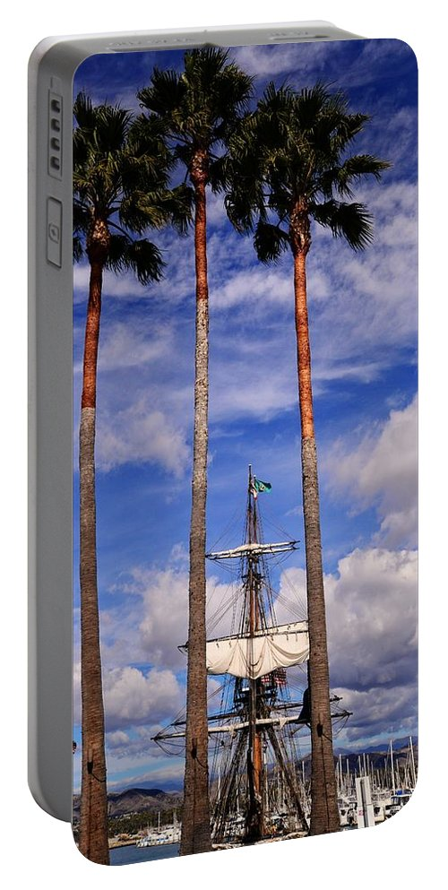 Tall Portable Battery Charger featuring the photograph Tall And Taller by Lynn Bauer