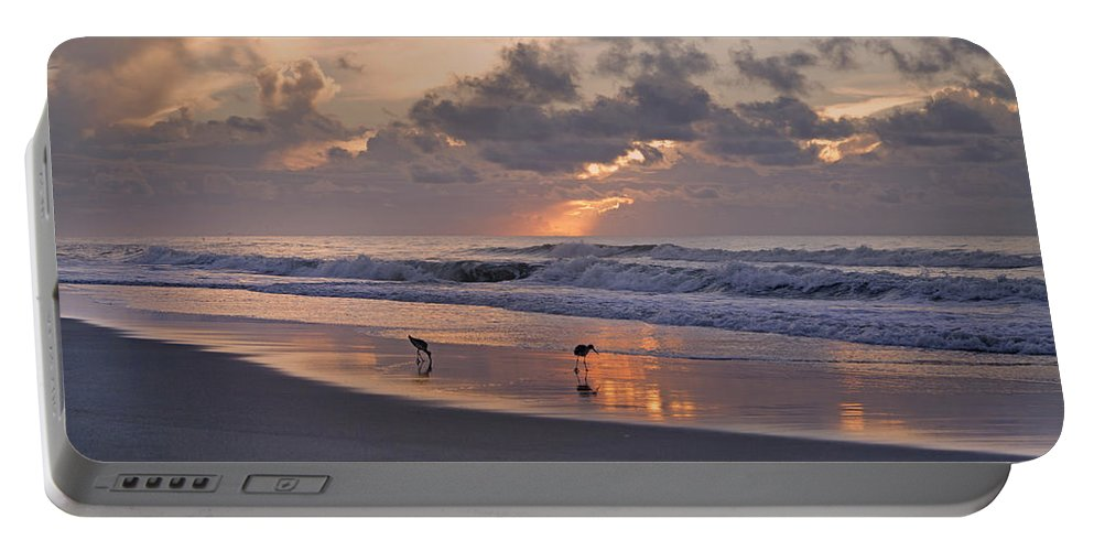 Romance Portable Battery Charger featuring the photograph The Best Kept Secret by Betsy Knapp