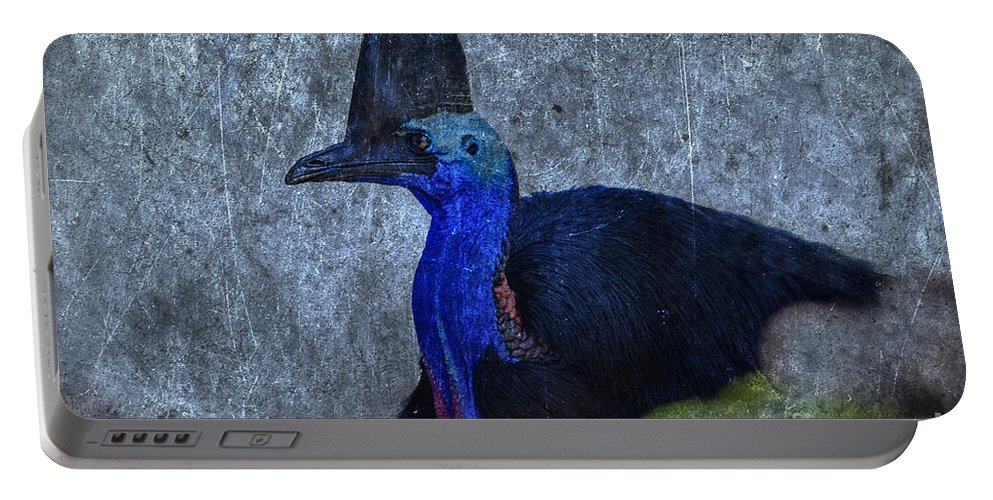 Cassowary Portable Battery Charger featuring the photograph The Bishop V2 by Douglas Barnard