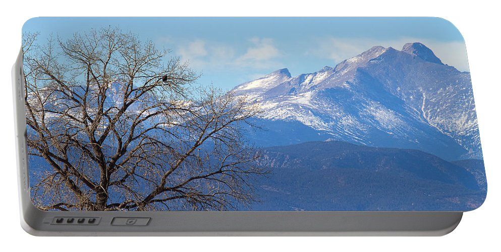 Bald Eagle Photograph Portable Battery Charger featuring the photograph The Eagle's View by Jim Garrison