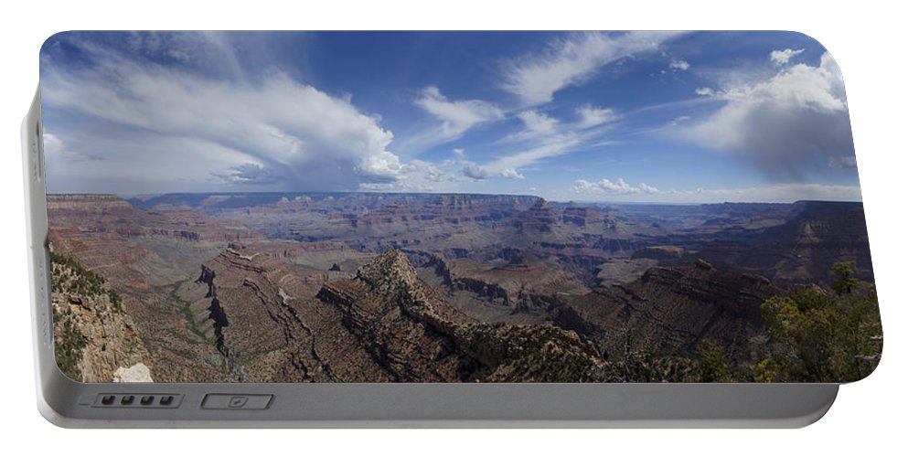 Grand Canyon Portable Battery Charger featuring the photograph The Famous Grand Canyon by Brian Kamprath
