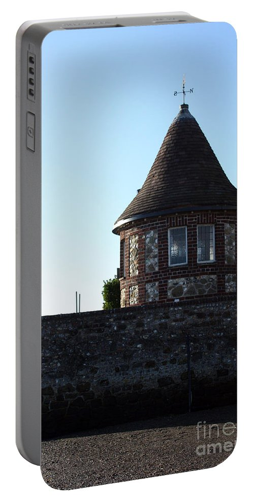 Bosham Portable Battery Charger featuring the photograph The Folly Bosham by Terri Waters