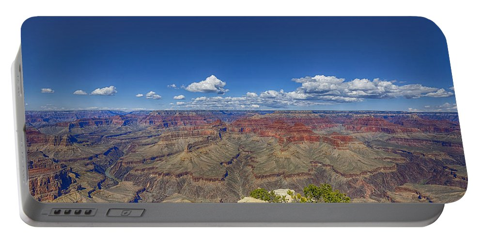 Grand Canyon Portable Battery Charger featuring the photograph The Grand Canyon--another Look by Angela Stanton