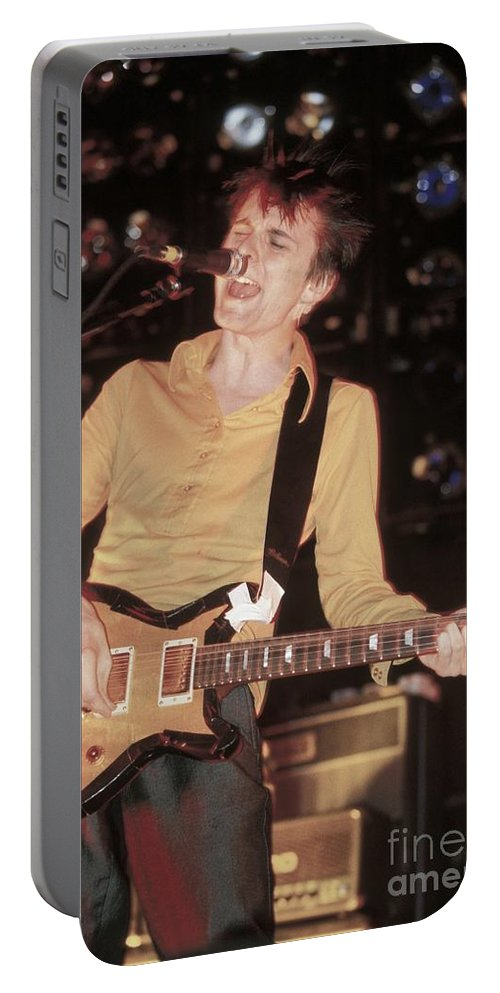 The Muse Portable Battery Charger featuring the photograph The Muse by Concert Photos